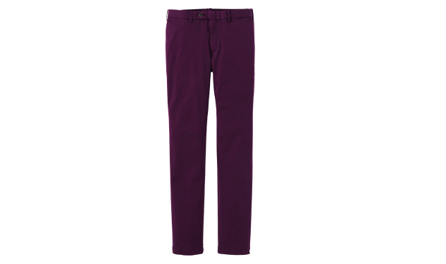 Daily Crush: Slim Fit Chinos by Uniqlo