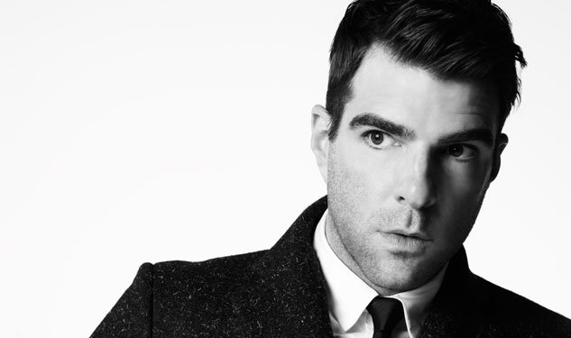 Zachary Quinto Takes a Crack at The Glass Menagerie