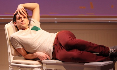 James Franco Reviews 'Buyer & Cellar'