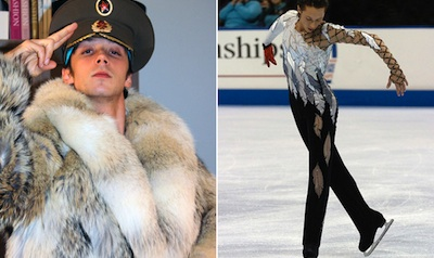 Johnny Weir Will Risk Jail Time To Be Gay in Russia