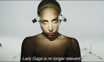 Lady Gaga is Over