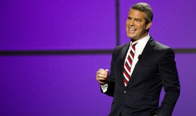 Andy Cohen to Russia: 'Nyet'
