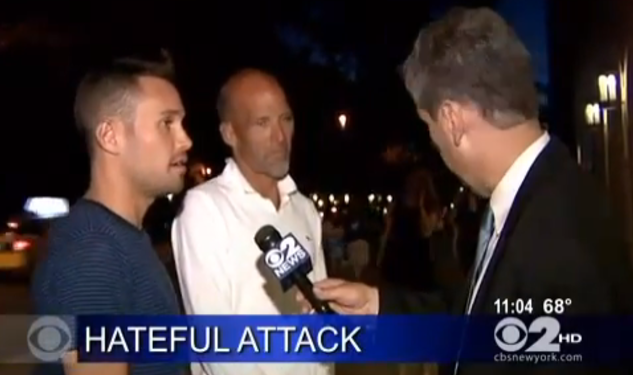 Watch: Video Reports On Anti-Gay Attack In Chelsea