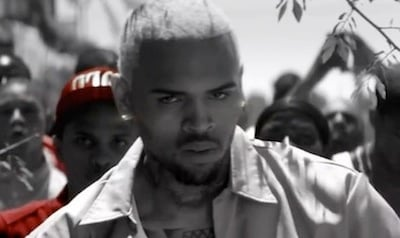 Chris Brown Gets Sued by Frank Ocean Sidekick