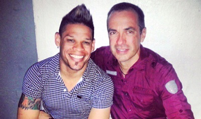 Orlando Cruz is Getting Married