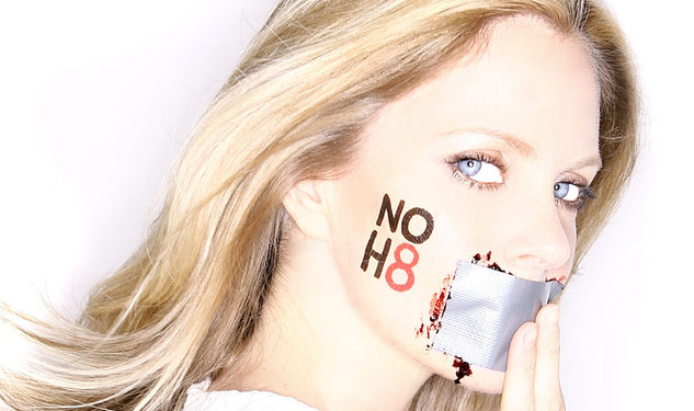 The Women Of 'True Blood' Support NOH8 Campaign