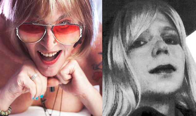 Open Letter: Kate Bornstein to Chelsea Manning