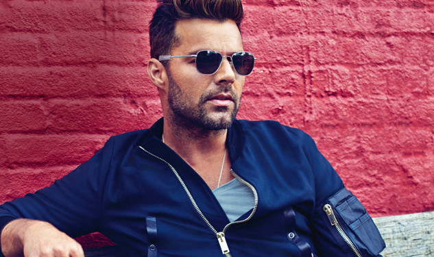 Young Ricky Martin Bullied Gays