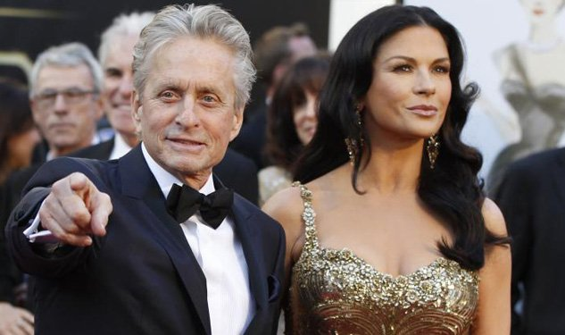 Bummer! Michael Douglas and Catherine Zeta-Jones Split Up