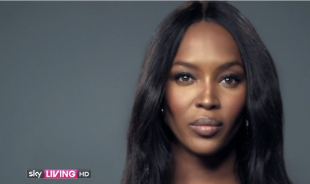 Naomi Obsession: 'The Face UK' Has A 'Trailer'
