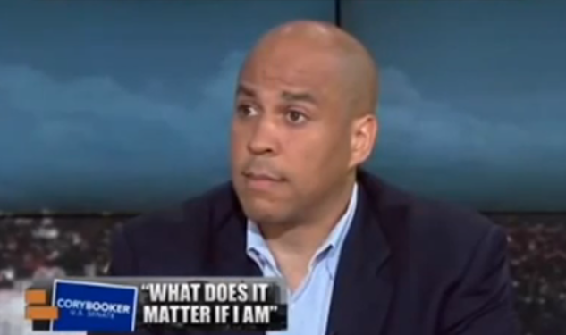WATCH: Booker Blasts Opponent For 'Guy' Versus 'Gay' Jibe
