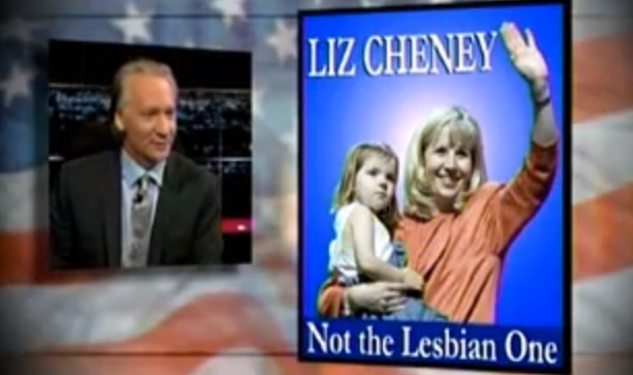 Liz Cheney Throws Lesbian Sister Under The Bus