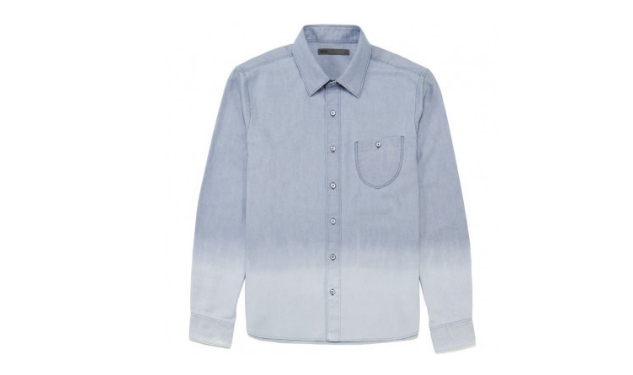 Daily Crush: Onassis Ombré Shirt