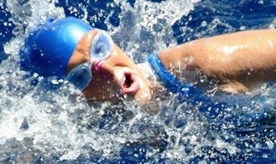 Diana Nyad Makes History Swimming from Cuba to Florida