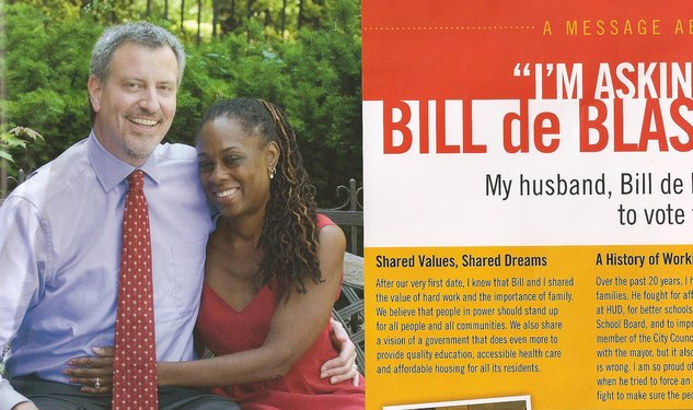When Bill de Blasio's Wife Was a Lesbian