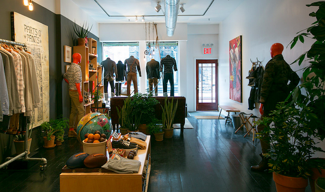 Dockers  Launches Alpha Collection and New Pop-Up Shop