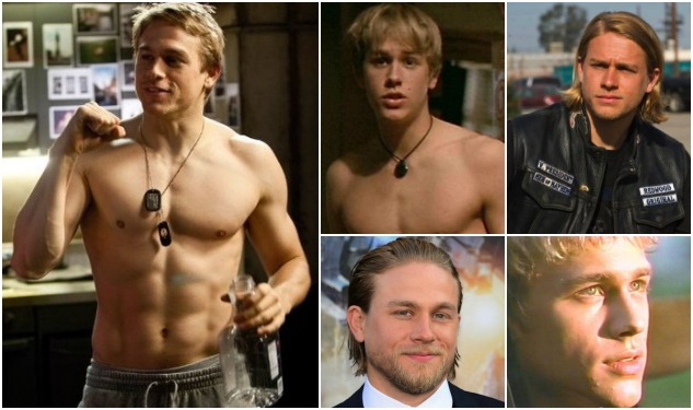 Charlie Hunnam: From Queer as Folk to Fifty Shades in 5 Steps