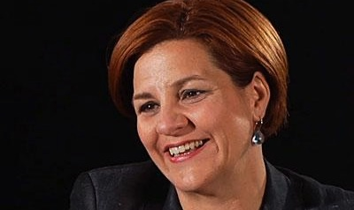 WATCH: Christine Quinn on Having a Seat at The Table