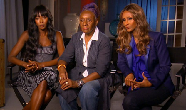 The Shame List: Bethann Hardison, Naomi Campbell & Iman Call Out Racism at Fashion Week