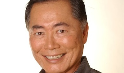 Readers' Choice Award Nomination: George Takei
