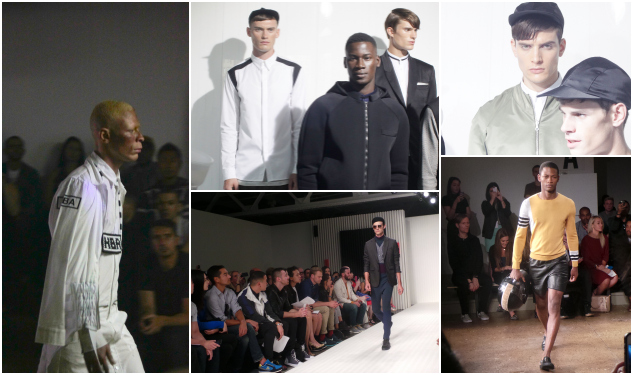 #NYFW Diary: Robert Geller, Hood by Air, Public School, Tim Coppens