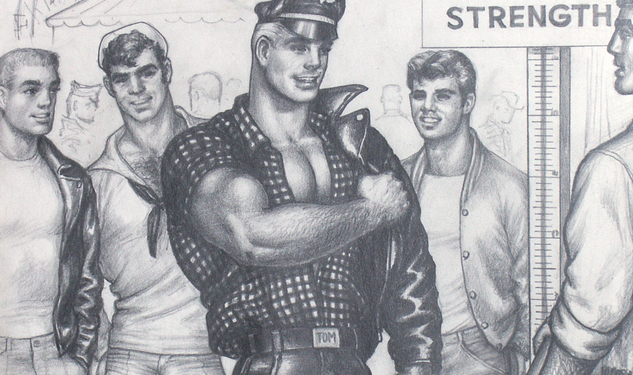 Tom of Finland: A Film About Liberation