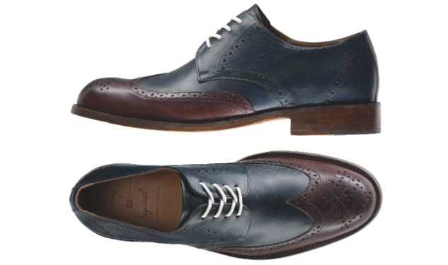 Daily Crush: George Esquivel & Tommy Hilfiger Brogues