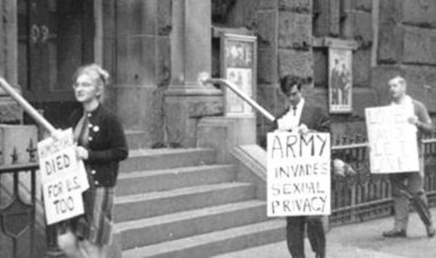 Today in Gay History: The First Gay Protest