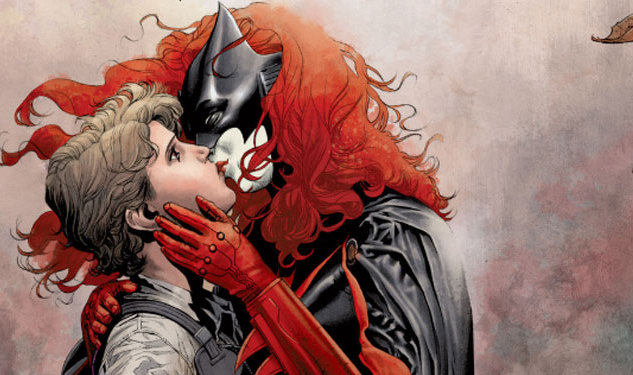New Batwoman writer: 'DC Comics Isn't Anti-Gay'