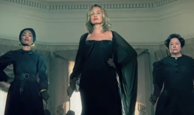 WATCH: Extended Teaser for American Horror Story: Coven