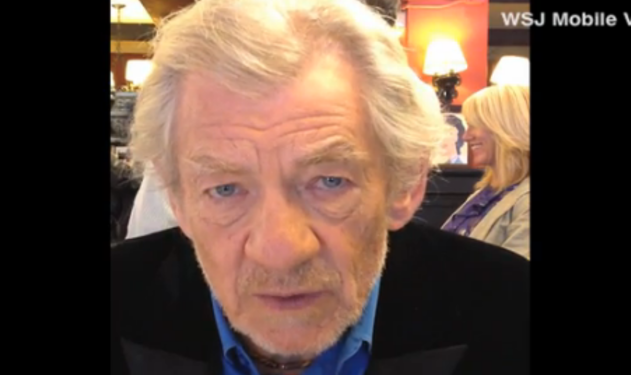 WATCH: Ian McKellen on Russia's 'Dreadful' Homophobia