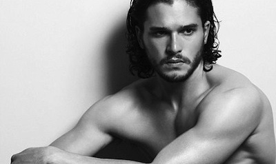 Kit Harington Loves to Have Fun at a Gay Bar