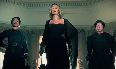 WATCH: American Horror Story: Coven Main Title Credits