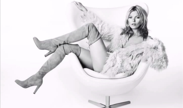 LISTEN: Kate Moss Has A Song, And It's Pretty Catchy