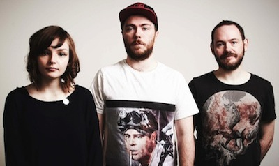 LISTEN: Chvrches Covers 'It's Not Right, But It's Okay'