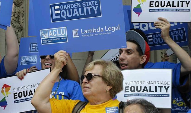 NJ Judge: State Must Allow Same-Sex Marriages