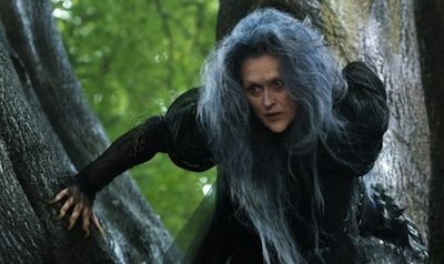 FIRST LOOK: Meryl Streep in Into the Woods