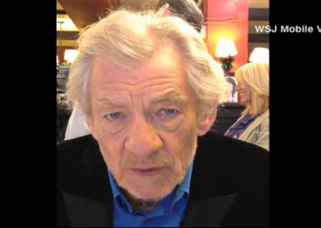 Ian McKellen To Gay Olympians: 'Bring Your Closets'
