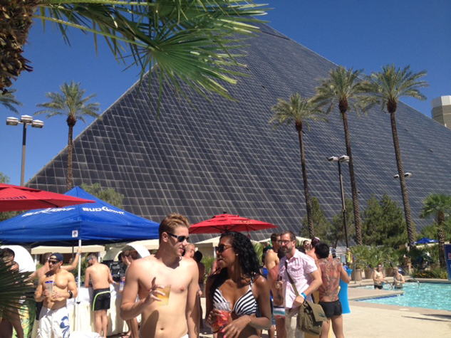 PHOTOS: Vegas's Hottest Gay Pool Party