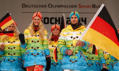 Are German Winter Olympics Uniforms Subversive or Ugly?
