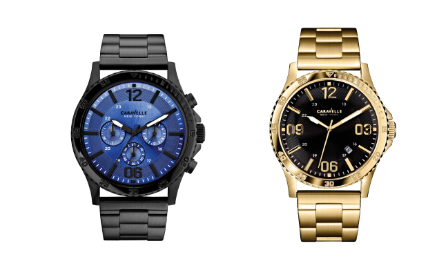 Daily Crush: Caravelle New York Watches