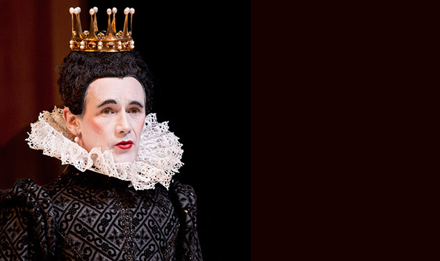 Mark Rylance Swaps Genders in Twelfth Night