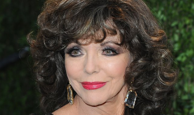 Musto Interviews Joan Collins: 'Gays Love Me Because I'm Glamorous!'