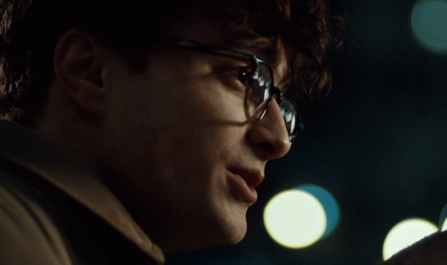 EXCLUSIVE: WATCH Daniel Radcliffe & Dane DeHaan in Kill Your Darlings
