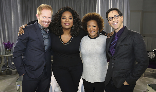 Oprah Gets Gayer Than Ever