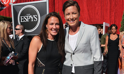 Soccer Stars Abby Wambach & Sarah Huffman Were Married