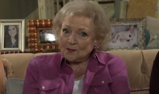 WATCH: Betty White Is Changing Her Name For LGBT Youth