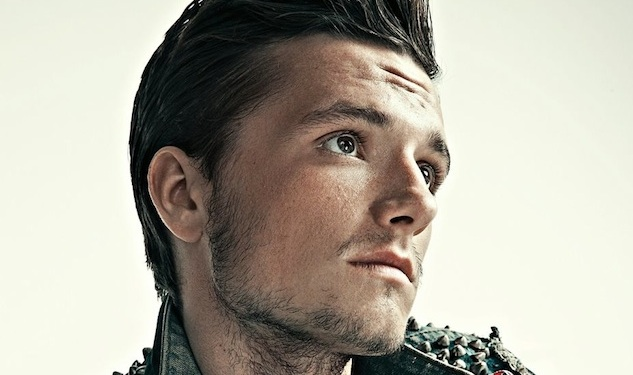 Quote of the Day: Josh Hutcherson Wants Hunger Games Threesome With Jennifer Lawrence, Liam Hemsworth