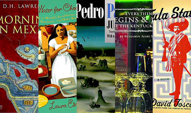 5 Mexican Reads