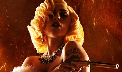WATCH: Machete Kills Lyric Video for Lady Gaga's 'Aura'